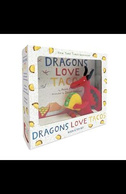 Dragons Love Tacos Book and Toy Set [With Book and Dragon Plush Toy]