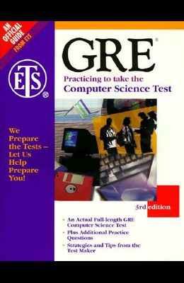 Gre: Practicing to Take the Computer Science Test (3rd ed)
