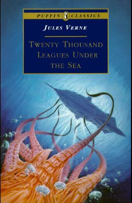 Library Book: 20,000 Leagues Under the Sea (Puffin Classics)