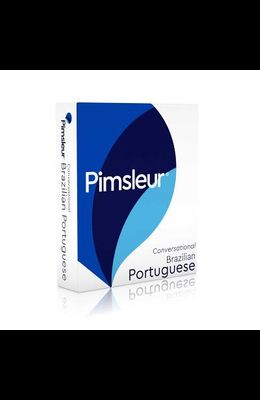 Pimsleur Portuguese (Brazilian) Conversational Course - Level 1 Lessons 1-16 CD: Learn to Speak and Understand Brazilian Portuguese with Pimsleur Lang