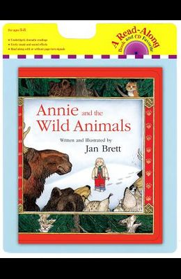 Annie and the Wild Animals [With Paperback Book]