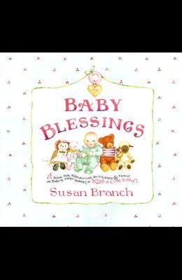 Baby Blessings Keepsake Book