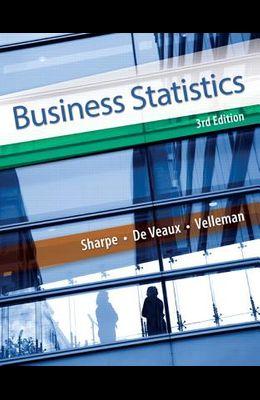 Sharpe: Business Statistics_3 [With CDROM]