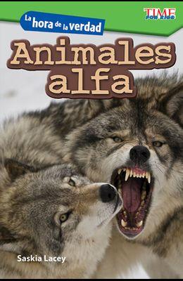 La Hora de la Verdad: Animales Alfa (Showdown: Alpha Animals)