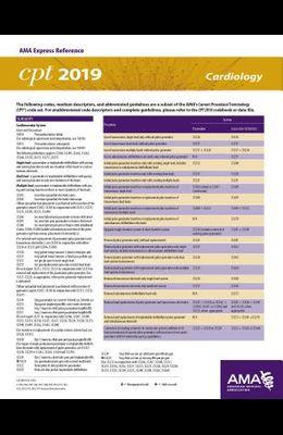 Erc-CPT 2019 Cardiology