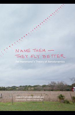 Name Them--They Fly Better: Pat Hammond's Theory of Aerodynamics
