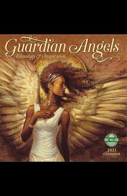 Guardian Angels 2021 Wall Calendar