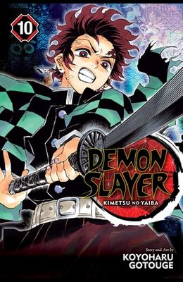 Demon Slayer: Kimetsu No Yaiba, Vol. 10