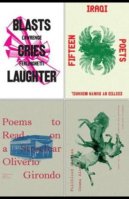 The New Directions Poetry Pamphlets 9-12