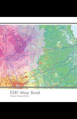 ESRI Map Book, Volume 23