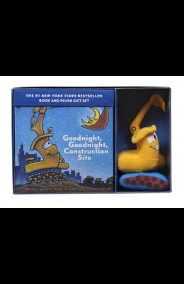 Goodnight, Goodnight, Construction Site [With Plush and Mini Book]