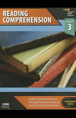 Steck-Vaughn Core Skills Reading Comprehension: Workbook Grade 3