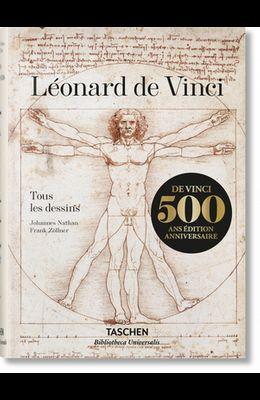 Léonard de Vinci. Tous Les Dessins