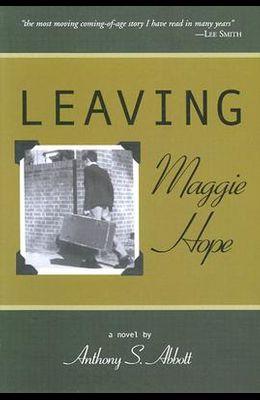 Leaving Maggie Hope