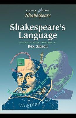 Shakespeare's Language 150 Photocopiable Worksheets