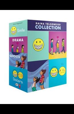 The Raina Telgemeier Collection (a Box Set)