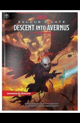 Dungeons & Dragons Baldur's Gate: Descent Into Avernus Hardcover Book (D&d Adventure)