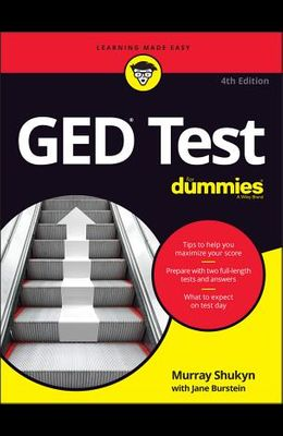 GED Test for Dummies 4e