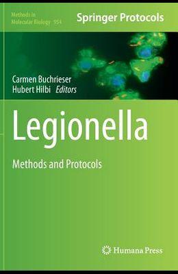 Legionella: Methods and Protocols