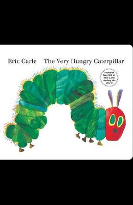 The Very Hungry Caterpillar [With CD (Audio)]