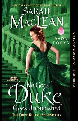 No Good Duke Goes Unpunished: A Third Rule of Scoundrels