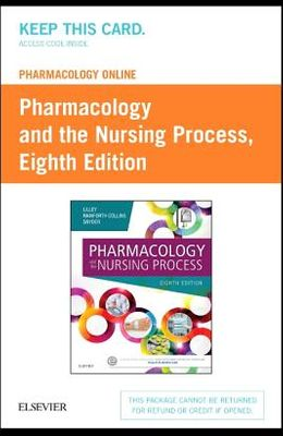 Pharmacology Online for Pharmacology and the Nursing Process - (Retail Access Card)