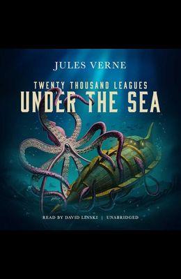 20,000 Leagues Under the Sea Lib/E