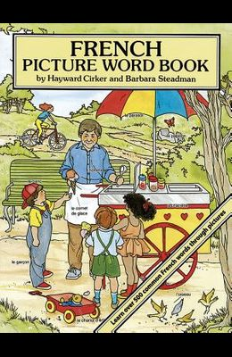 French Picture Word Book