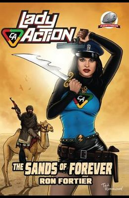 Lady Action: The Sands of Forever