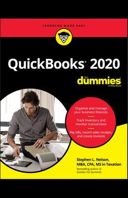 QuickBooks 2020 For Dummies (Quickbooks for Dummies)