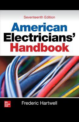 American Electricians' Handbook, Seventeenth Edition