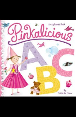 Pinkalicious ABC: An Alphabet Book