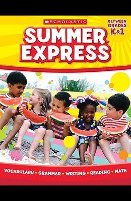 Summer Express Between Kindergarten and First Grade