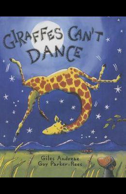 Giraffes Can't Dance W/CD