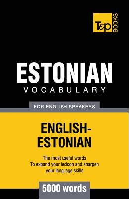 Estonian vocabulary for English speakers - 5000 words