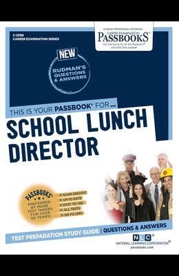 School Lunch Director, 2088