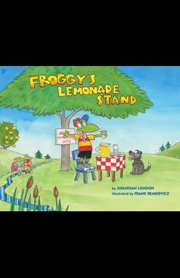 Froggy's Lemonade Stand