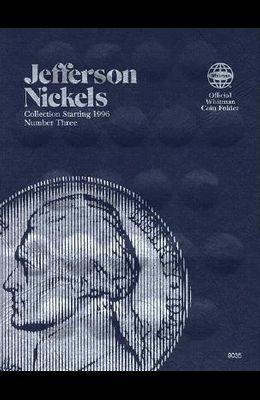 Coin Folders Nickels: Jefferson 1996