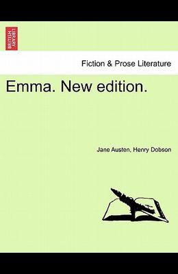 Emma. New Edition.