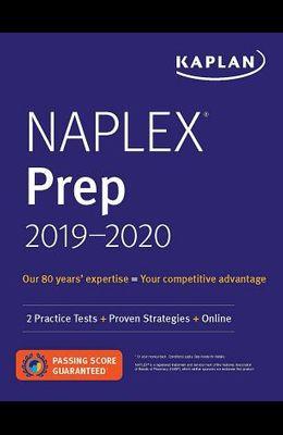Naplex Prep 2019-2020: 2 Practice Tests + Proven Strategies + Online