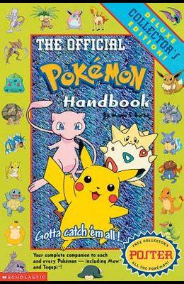 Official Pokemon Handbook [With Pokemon Poster]