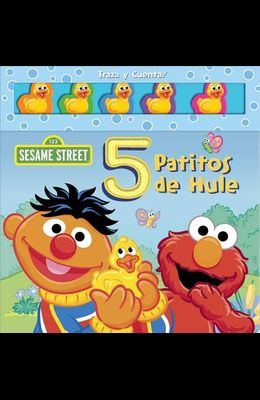 Sesame Street: 5 Patitos de Hule = Sesame Street: 5 Little Rubber Duckies