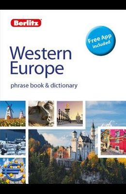 Berlitz Phrase Book & Dictionary Western Europe(bilingual Dictionary)