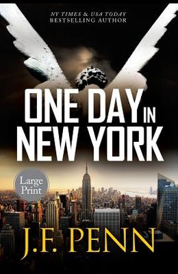 One Day In New York: Large Print
