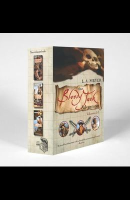 The Bloody Jack Adventures Boxed Set: Volumes 1-3