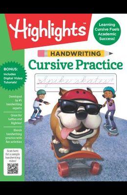 Handwriting: Cursive Practice