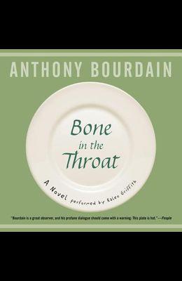 Bone in the Throat Lib/E