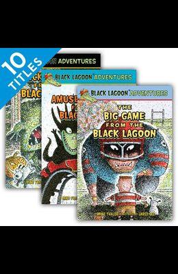 Black Lagoon Adventures Set 4 (Set)
