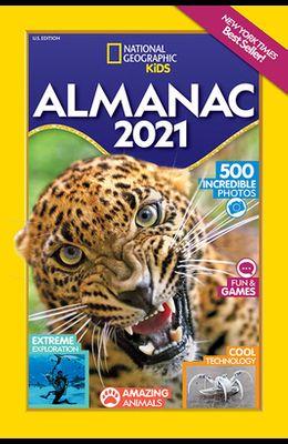 National Geographic Kids Almanac 2021, U.S. Edition