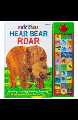 Eric Carle: Hear Bear Roar